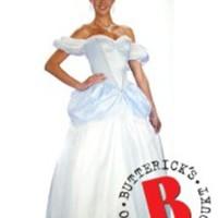 Otroligt söt prinsessklänning
