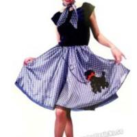 50-tals klänning