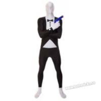 Snygg tuxedo-Morphsuit