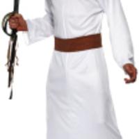 Snygg Lawrence of the Arabia-dräkt i vitt