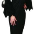 Klänning  vampyra gotisk