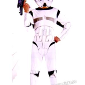 Riktigt snygg Stormtrooper-dräkt