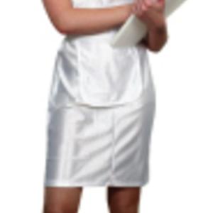 Prisvärd, söt sjuksköterskedräkt