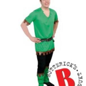 Simpel Robin Hood-dräkt