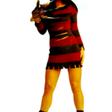 Krueger-klänning