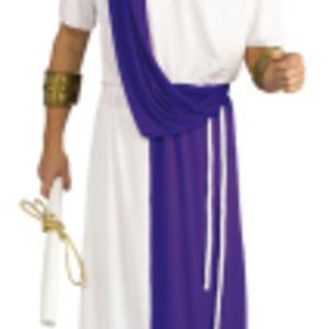Snygg Caesar-dräkt