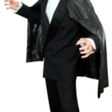 Dracula cape  plast