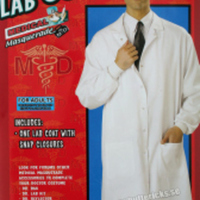 Vit doktorsrock