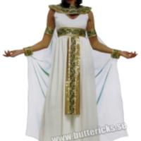 Prisvärd, snygg Cleopatraklänning