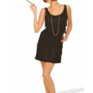 Klänning inspirerad från 20-talet