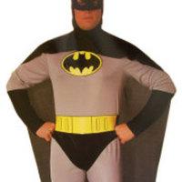 Snygg Batman-dräkt