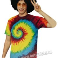 Häftig hippie-t-shirt