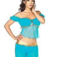 Söt, arabisk prinsessa