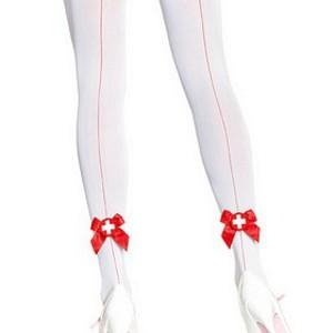 Stockings för sjuksköterske-dräkten