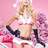 Underkläder inspirerade av julen