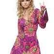 Urhäftig hippie-klänning