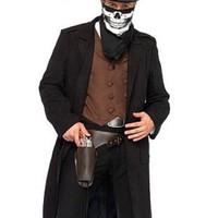 Vilda västern-inspirerad gangster-dräkt