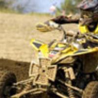 Kör Fyrhjuling på Bana
