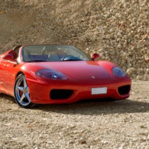Ferrariägare för en dag