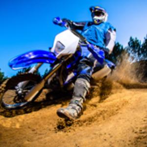 Motocross för två