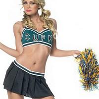 Vrålsexig cheerleader