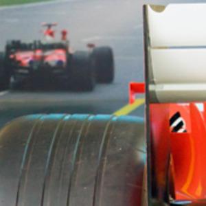 Kör en F1-bil, paket 2