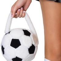 Häftig fotbollsväska