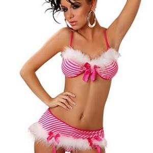 Sexiga jul-underkläder för henne