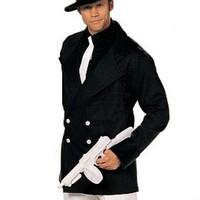 Stentuff gangster-dräkt för honom