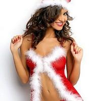En sexig babydoll till julen