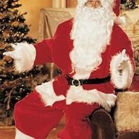 En extremt fin jultomte-dräkt