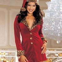 Annorlunda, jul-inspirerad kappa