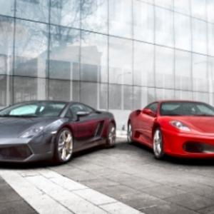 Kör Lamborghini eller Ferrari