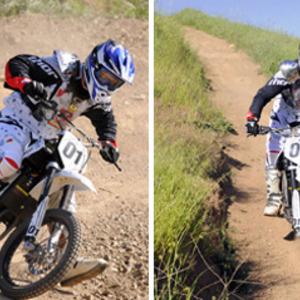 Motocross 40 minuter Ett actionladdat pass i