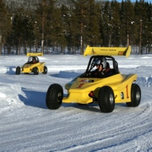 Small Ice Track