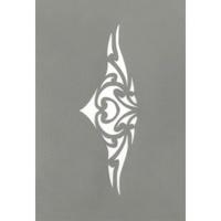 Tatueringsschablon - Symetrical pattern