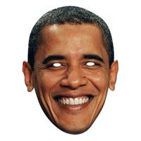 Barack Obama Pappmask