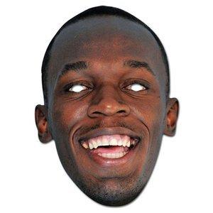 Usain Bolt ansiktsmask
